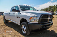 2016 DODGE RAM 3500 ST DUALLY MANUAL ........WE HAVE TWO !!