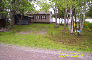 Water front cottage rent or rent to own
