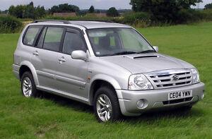 1999-2006 Suzuki XL7 safetied and etested!