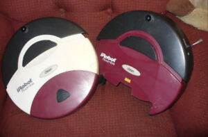 2 iRobot-Roomba-Series-4000-Discovery-Dirt-Dog-Vacuum-Cleaners