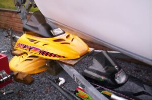 Skidoo MXZ parts for sale