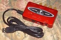 Interface audio USB - Behringer UCA222