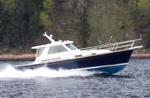 34 SABRE EXPRESS powerboat - YACHT finish - FAST CRUISE - DIESEL