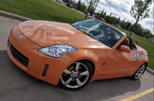 2007 Nissan 350Z Roadster Grand Touring - 6spd FULLY LOADED!!!