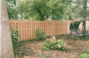 EXPERIENCED QUALITY FENCE BUILDER