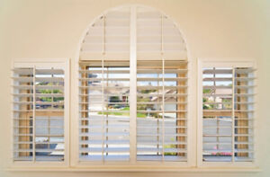 We Design, Manufacture, & Install Wood Shutters In Toronto!