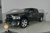 2013 RAM 1500 SLT CREW  CAB WITH A LIFE TIME ENGINE WARRANTY !