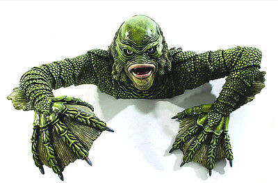 Classic Monsters Creature From the Black Lagoon Home Decoration NEW!