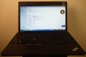 Lenovo ThinkPad 15.6 Laptop 2.9 GHz with SSD