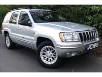2003 JEEP GRAND CHEROKEE LIMITED, 4.7 V8 ENGINE, GREAT HISTORY & 1 PREVIOUS OWNE