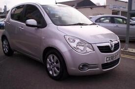 Vauxhall/Opel Agila 1.3CDTi ( a/c ) Design Diesel £30 road tax Full Serv/Hist