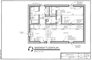 Design / Drafting Services London Ontario image 2