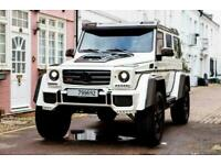 Mercedes-Benz G500 4x4 Brabus Squared Left Hand Drive LHD