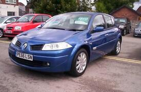 Renault Megane 1.4 Dynamique 5 Door 1 lady owner low mileage Full S/History