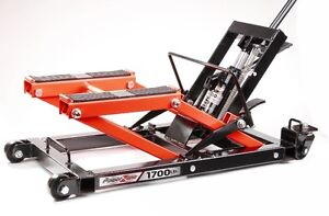 motorcycle and ATV Jack 1700 lb