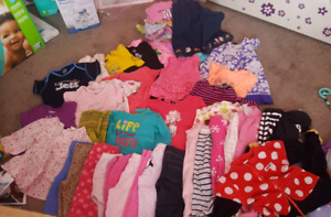12-18mos baby girl clothes