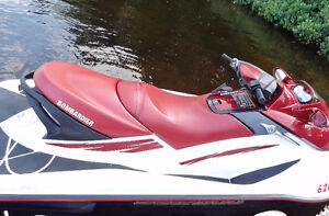 SeaDoo BRP GTX 155 year 2003, only 117 hours, great condition