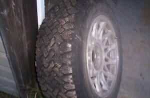 pneu avec mag