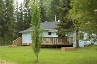 Single Family Home w/10 Acres for sale north of Fort Assiniboine