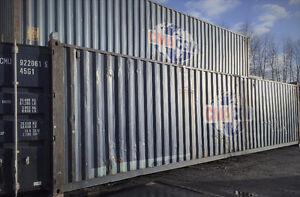 Used 40' HC Shipping Container / Sea Can