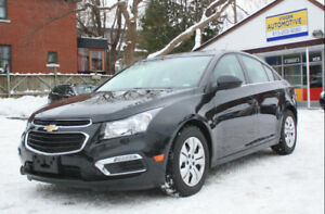 2015 Chevrolet Cruze LT **ONLY 33,000KM**rearview camera