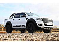 2016 Ford Ranger Pick Up Double Cab Limited 2.2 TDCi seeker raptor 4 door Pi...