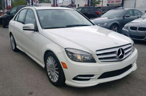 MERCEDES C250 4MATIC 2011