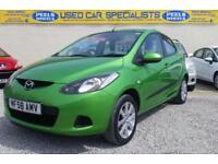 2008 (58) Mazda 2 1.3 TS2 GREEN * IDEAL FAMILY OR FIRST CAR * 5 DOOR * LOOK *