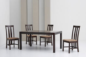 **Reduced price** Dining Table Set with 4 chairs