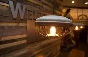 Industrial Pendant Pan Light Kitchener / Waterloo Kitchener Area image 1