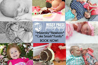 Maternity, Newborn, Cake Smash & Family Sessions