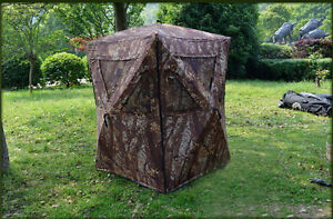 Instant Tree Camo Tent Hunting Tent Gear New 212058