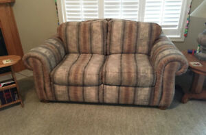 Couch and Love seat- free delivery