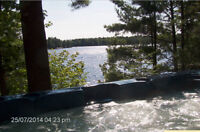 4 season cottage,excellent fishing,hunting,snowmobiling