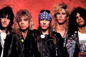 Guns N Roses Seattle ***FLOOR ROW 10***