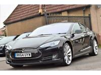 2014 Tesla Model S E P85D CVT 4x4 5dr (Nav) Hatchback Electric Automatic