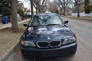 2005 BMW 325 Xi ALL WHEEL DRIVE