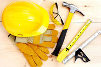 Construction/renovation workers needed