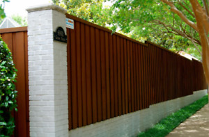 FENCE STAINING, DECK STAINING - LOW RATES 416-723-4204