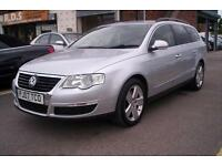 Volkswagen Passat 2.0TDI AUTOMATIC SE ESTATE Low mileage New Cambelt/W Pump