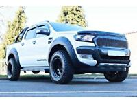2016 Ford Ranger RANGER 4X4 TDCI Seeker raptor edition 4 door Pick Up
