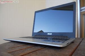 "Asus Ultrabook S56C i7 15.6"""