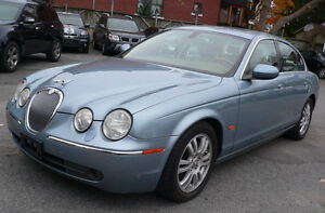 JAGUAR S-TYPE FULL OPTION***great shape and only 94,000km