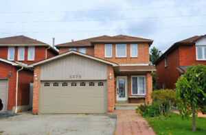 Stunning home for rent in prime Mississauga!