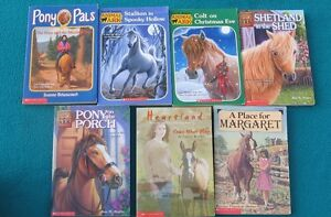 Horse Books for the Primary/Intermediate reader