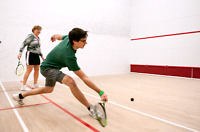 Looking for a squash opponent