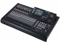 Tascam DP-32SD Multitrack with RC-3F footswitch like new can post
