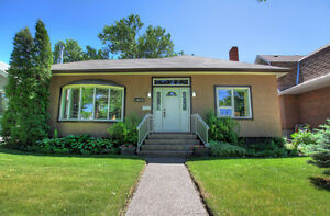 Charming character bungalow with updates- 1412 6th Ave South.