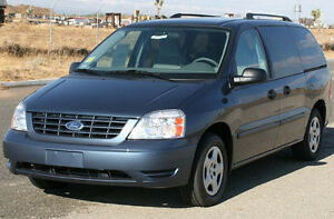 2004 Ford Freestar SE Minivan