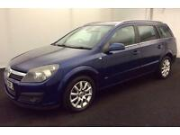 VAUXHALL ASTRA 1.8i DESIGN ESTATE AUTOMATIC..12 MONTHS MOT..LOOKS+DRIVES GOOD